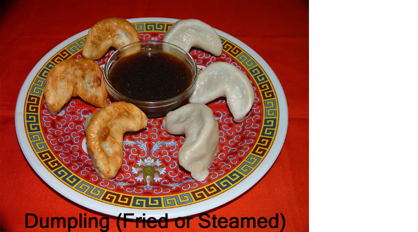 Fried & Steamed Dumplings